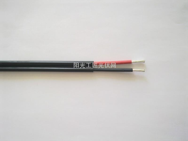 雙芯光伏電纜4mm2  6mm2