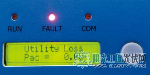 光伏系统常见故障及排查措施