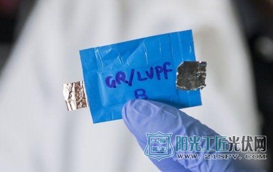 科学家们研发新型防爆防火水基锂电池
