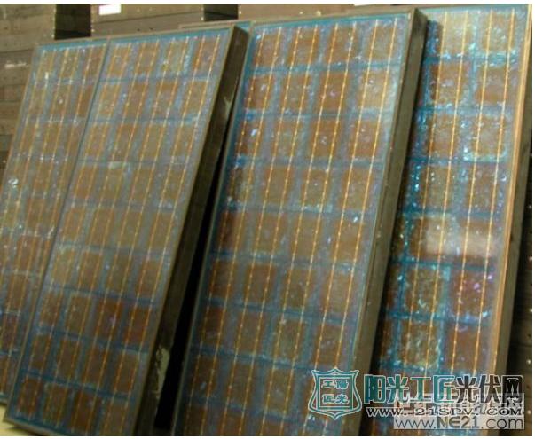 日本公布了处置废旧光伏组件的文件
