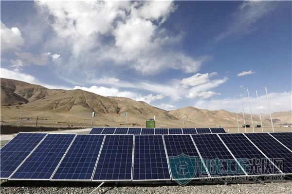 世界银行和马绍尔共同启动一座3MW光伏装置