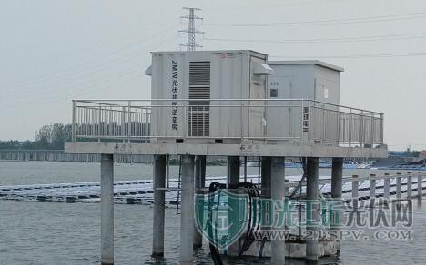 禾望集散/集中式逆变方案在水面光伏电站的应用